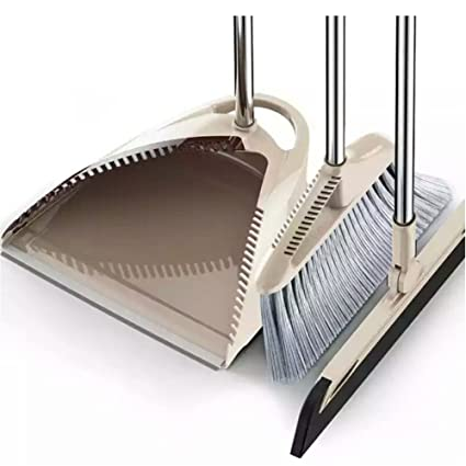 Zk&Lsa Juego De Trapeador Y Cubo Easy Wring and Clean Turbo ,Threesetsofbrooms