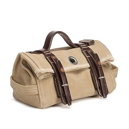 2a533b1f1cee Saddleback Leather Co. Mountain Back Canvas Tool Bag - 24 Oz Waxed ...