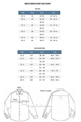 61Bjb2AfjVL._UY500_ milano moda men's dress shirt with tie handkerchief hlsg21 new york