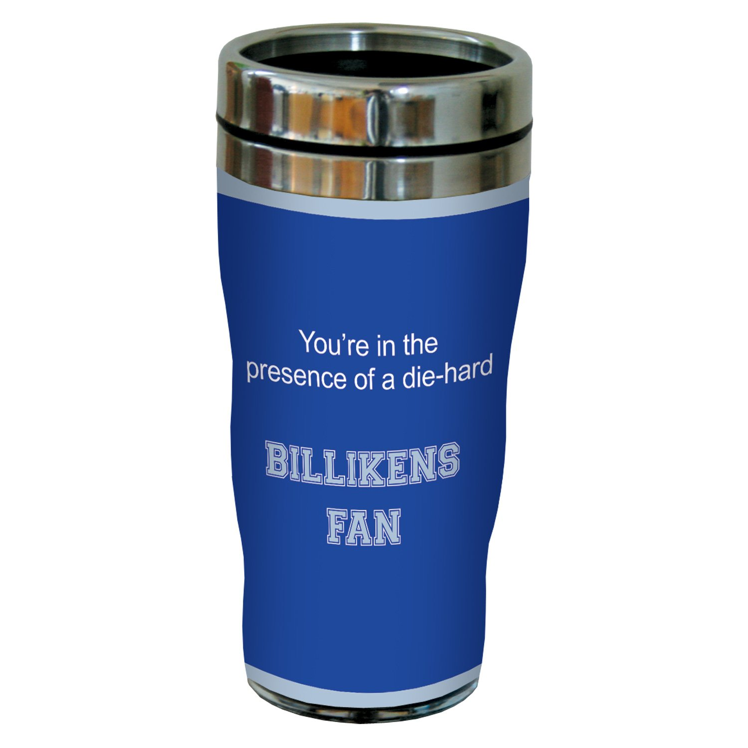 16 Ounce Tree Free Greetings Sg24786 Wolverines College Basketball Sip N Go Stainless Steel Lined Travel Tumbler Travel Mugs Tumblers Home Kitchen