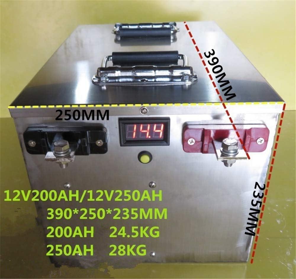12V 100ah /×1pcs Lifepo4 100ah 200ah 300ah 400ah 12V Lithium ion Battery for Solar System//Motor Home//Boat//Golf Carts car battery