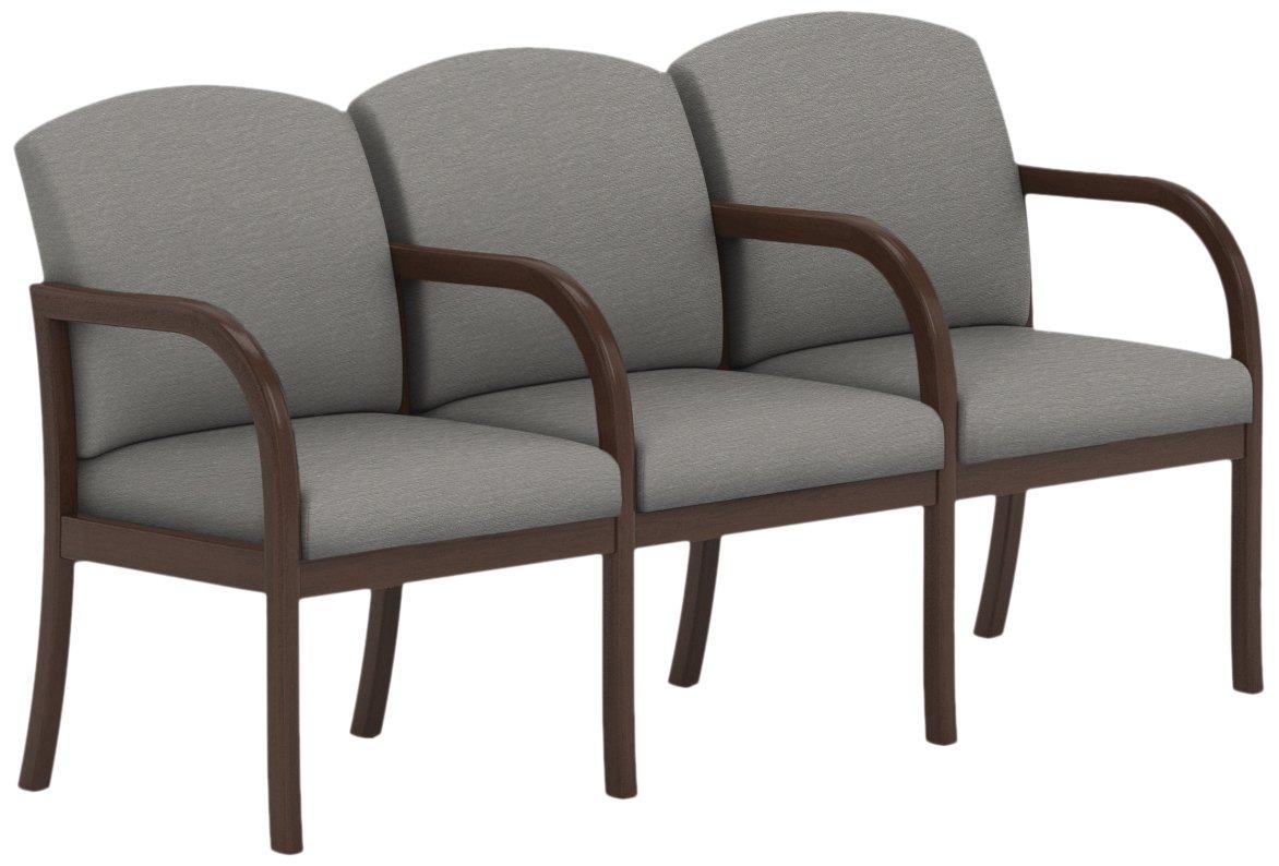 Amazon.com: Lesro Weston W3303G5WSHECE 3 Seats Sofa with ...