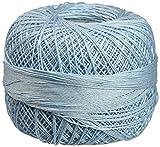 Handy Hands Lizbeth Premium Cotton Thread, Size 40, Wedgewood Light