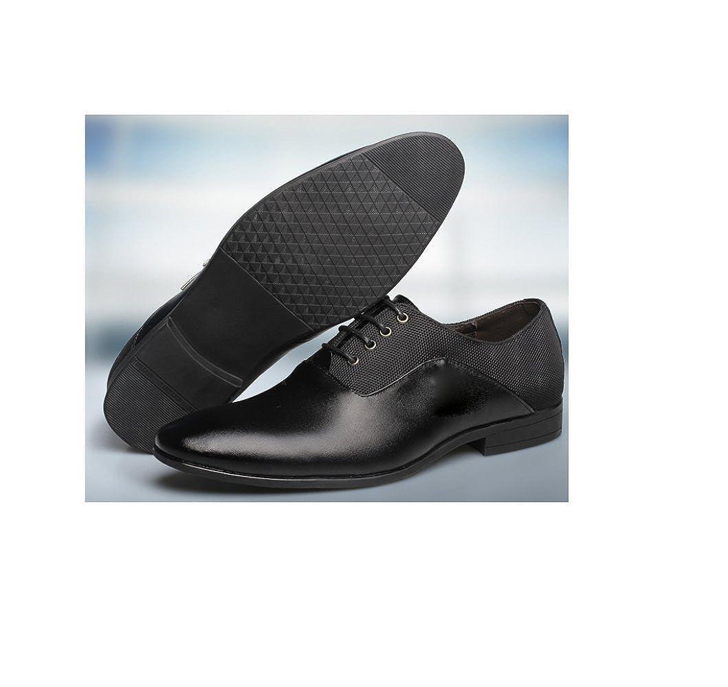 LEDLFIE Herren Lederschuhe Business Business Business Dress Lederschuhe Herrenschuhe 2860fb