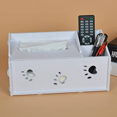 Amazon Com Kaxima Desktop Carved Coffee Table Remote Control