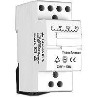 Navaris transformador de timbre - Transformador 220V 240V