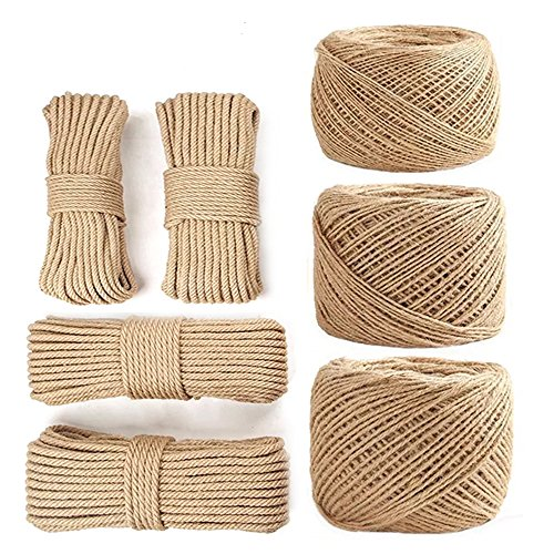 Renew-Cat-SCRATCHING-POST-Hemp-Rope-DIY-Natrual-Cordage-23-210-38-Inch-by-165-Feet-Twisted-Hemp-Rope