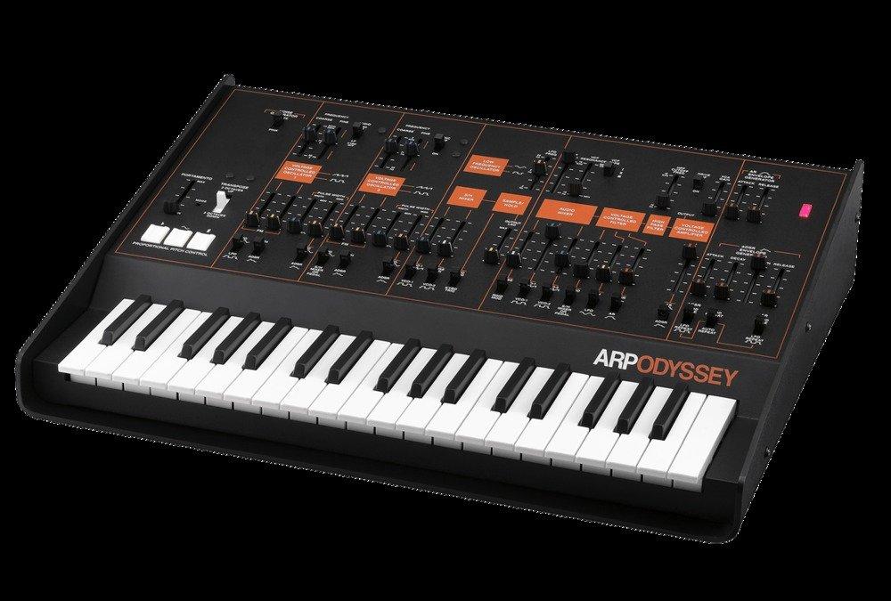Korg ODYSSEY Synthesizer by Korg