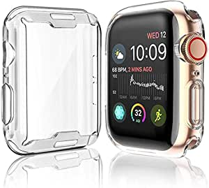 Actoper [2-Pack] Case for Apple Watch Series 5 / Series 4 (40mm)