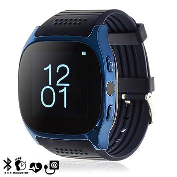 DAM TEKKIWEAR. DMX043BLUE. Smartwatch M26S Plus con Monitor ...