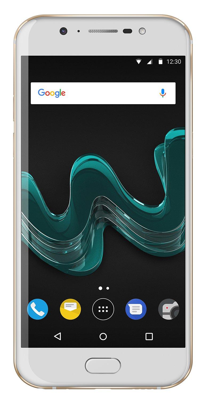 Wiko WIM SIM Doble 4G 64GB Oro - Smartphone (14 cm (5.5