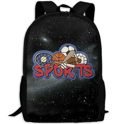 Kuswaq Sports-1024x600 Unisex Stylish Backpack College School Daypack Travel Shoulder Bag