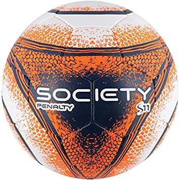 BOLA SOCIETY S11 R4 COSTURADA - PENALTY  Amazon.com.br  Esportes e ... 5d3c355015bc0