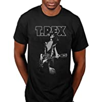 Official T-Rex Marc Glam T-Shirt Black