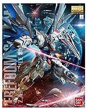 "Bandai Hobby MG Freedom Gundam Version 2.0 ""Gundam Seed Building Kit (1/100 Scale)"