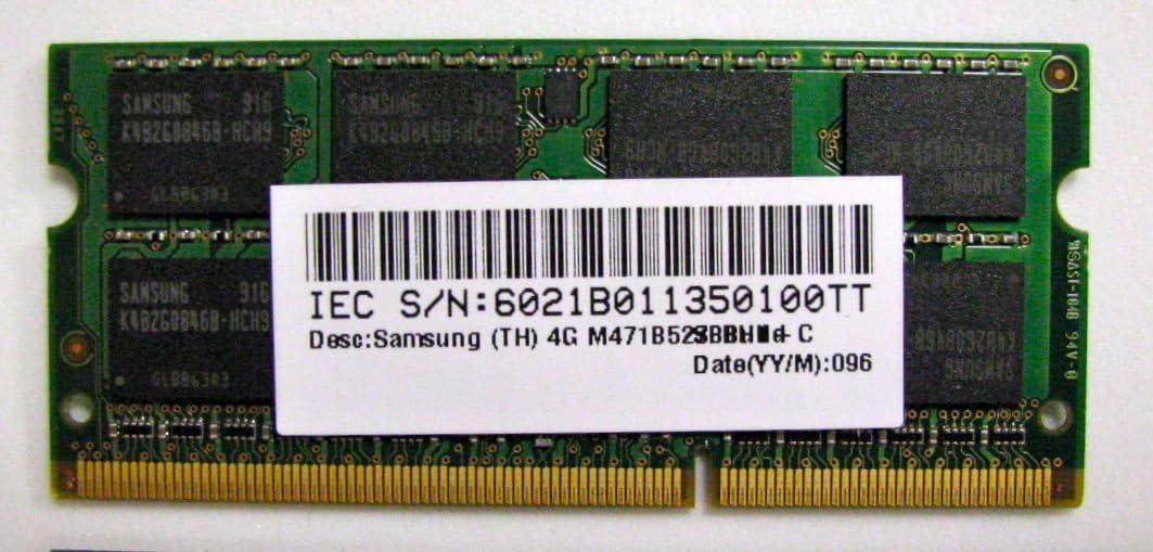 HP 598859-001 4GB DDR3 1333MHz ECC Memory Module