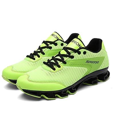 Tatis Herren Shoes Mesh Sportschuhe Einfarbig Freizeitschuhe Frühling Tank  Boden Laufschuhe Bequeme Atmungsaktive Outdoor-Schuhe b97ab3b15e