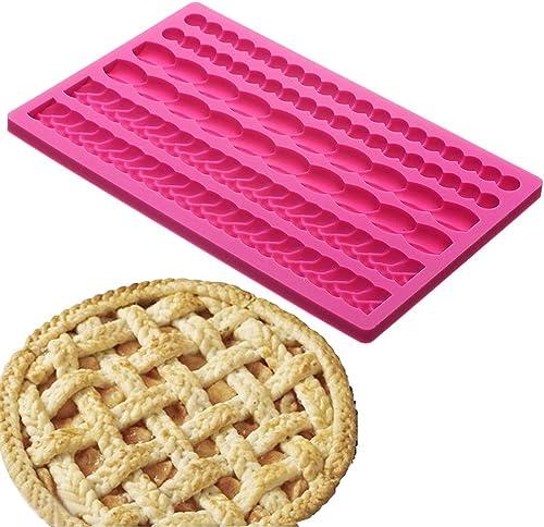 Palksky Pie Crust Impression Mat
