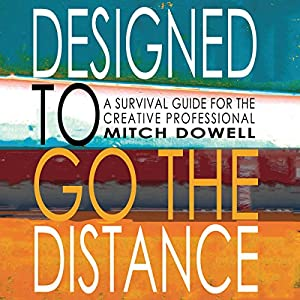 Designed to Go the Distance Audiobook