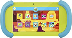 """PBS KIDS PBSKD12 7"""" Playtime Pad Android 6.0, Marshmallow"""