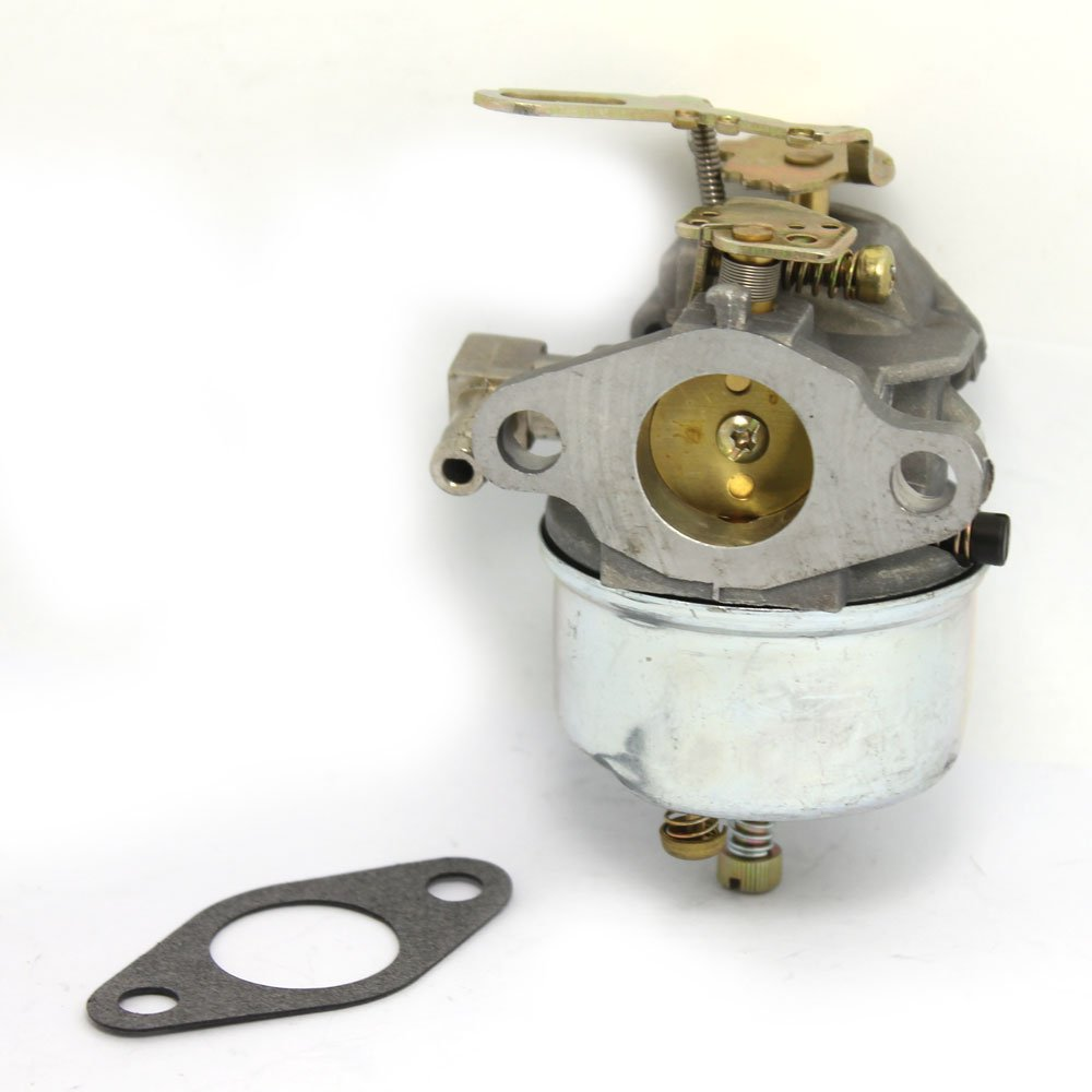 Sunroad Replacement Carburetor For Tecumseh Snowblower Have A Snow Blower With 85 Hp Model Lh318sa Engine Motor Garden Outdoor