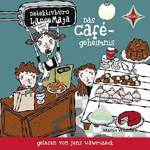 Detektivbüro LasseMaja. Das Cafégeheimnis: Sprecher: Jens Wawrczeck. 1 CD. Laufzeit ca. 40 Min.