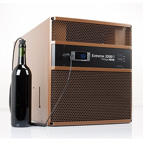 WhisperKOOL Extreme 3500ti Wine Cellar Cooling Unit (up to 800 cu ft) by WhisperKOOL®
