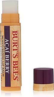 product image for Burt's Bees 100% Natural Moisturizing Lip Balm, Acai Berry 0.15 oz (Pack of 4)