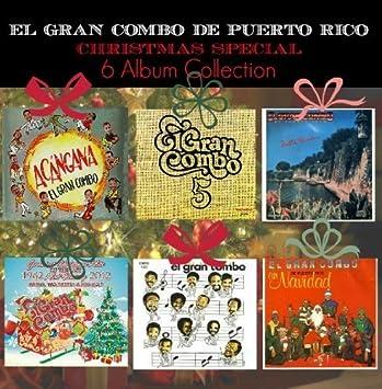 el gran combo de puerto rico ultimate christmas music collection 6 albums 7 discs - Puerto Rican Christmas Music