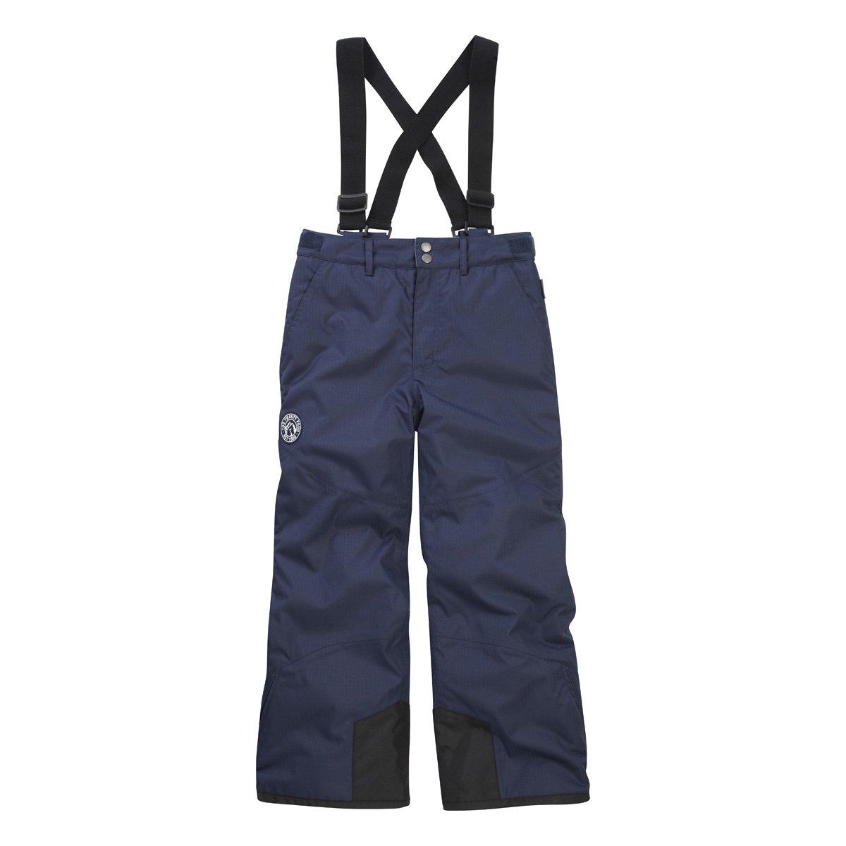 TOG 24 - Pantalon De Ski Milatex Enfant Slide Bleu Fonce -