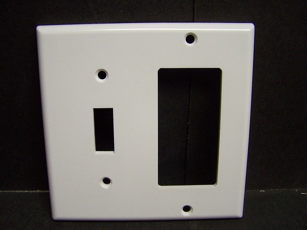 COUNTRY BARN STAR & BERRIES HOME DECOR LIGHT SWITCH COVER PLATE OR OUTLET