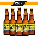 Cerveza Clara Pacífico 24 Botellas de 355ml c/u