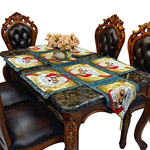 Vanity Lace Table Runners Dining Table Cloth Jacquard