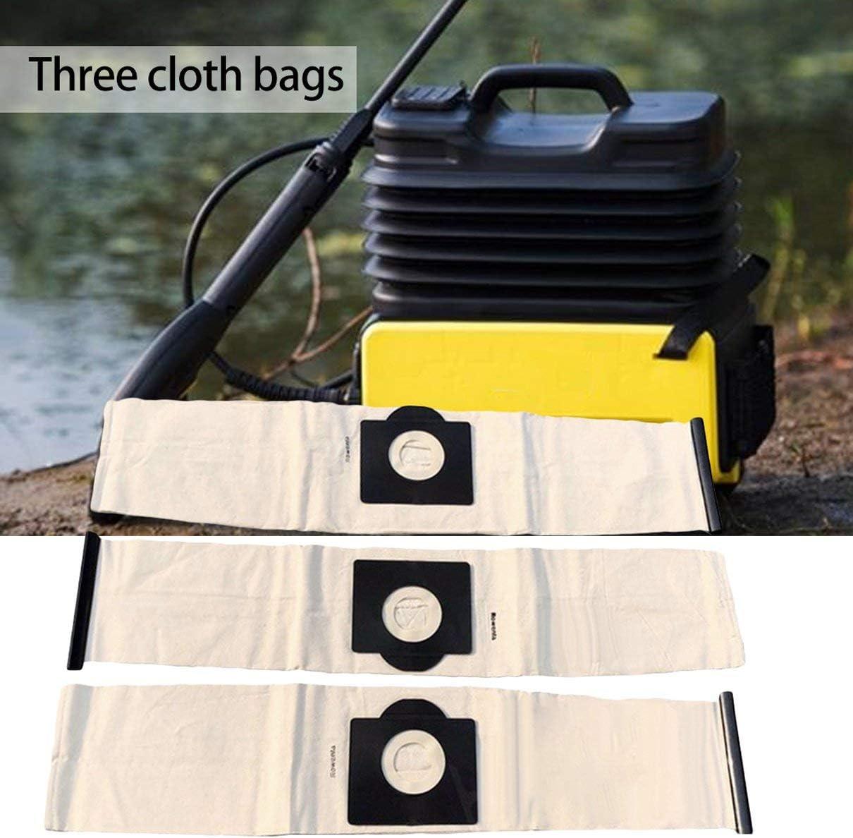 Bolsas de Tela Multiusos para aspiradora Karcher Wd3 Wd3300 Wd3 ...