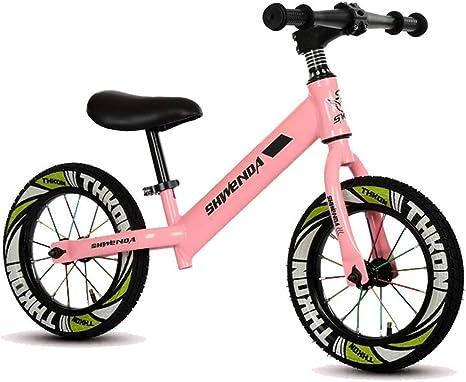 Hejok Equilibrio De La Bicicleta Rosa, AutomóVil Infantil NiñOs ...