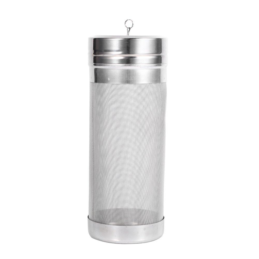 Beer Dry Hopper Filter,304 Stainless Steel Hopper Spider Strainer 300 Micron Mesh Tea Kettle Brew Filter
