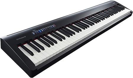 Roland FP 30 BK - Piano digital, Negro