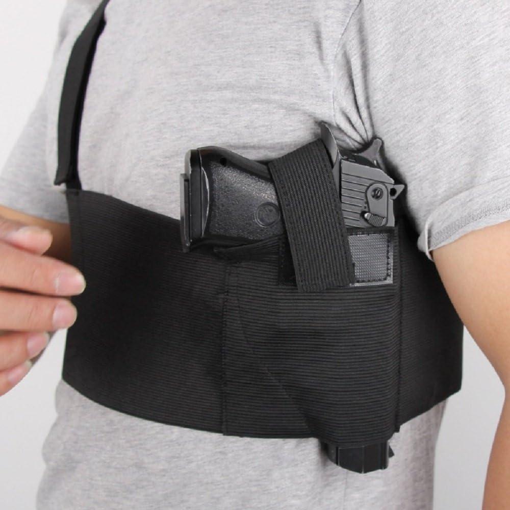 Yeeper Holster Tactique pour Pistolet//Holster d/épaule Convient aux droitiers