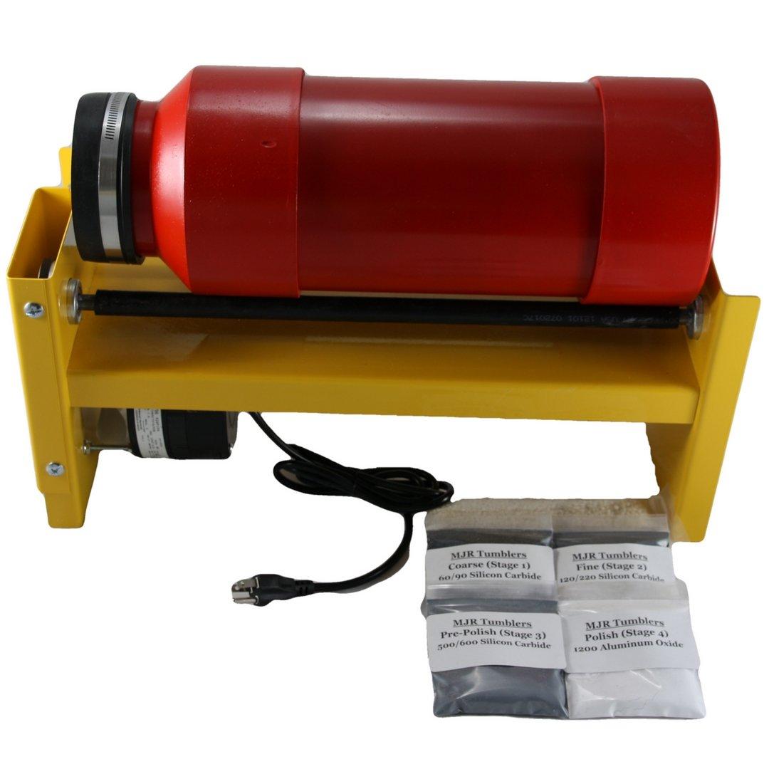MJR Tumblers 30 lb Tumbler Grit Kit