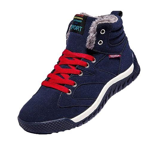 Logobeing Zapato Deportivo Hombre Botines Hombre Aire Libre y Deporte Zapatos de Senderismo Zapatillas Hombre Seguridad