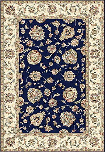 (Dynamic Rugs ANOV69573656666 Ancient Garden Collection Area Rug 5'3