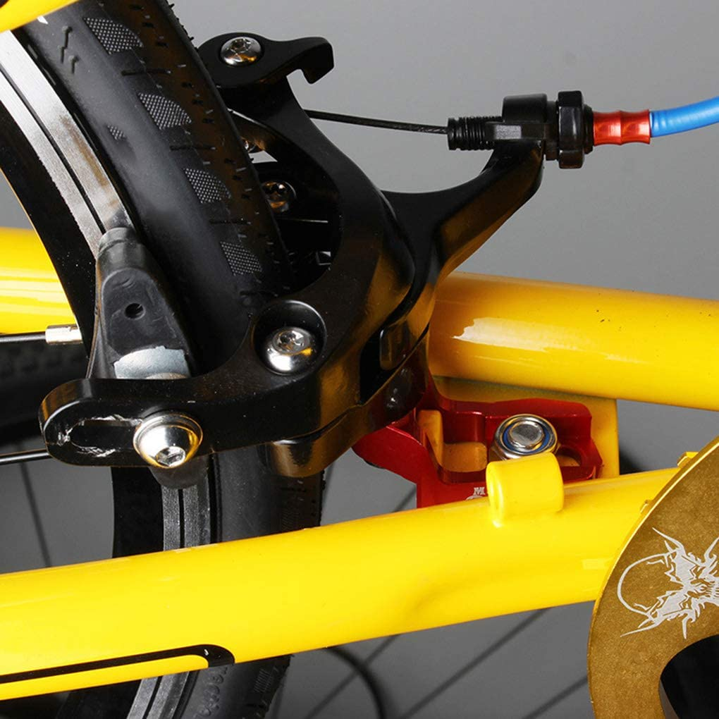 Details about  /Road Bike V Brake Converter Adapter Clamp Cable