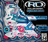 Roller Derby RD 2N1 Inline/Quad Roller Skates Combo - Best Reviews Guide