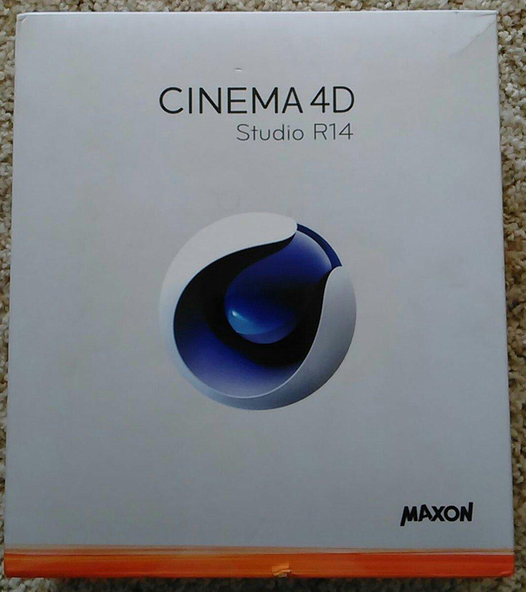 Amazoncom Maxon Cinema 4D Studio R18 Animation Modeling