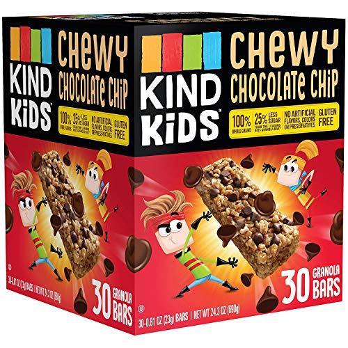 KIND Kids Chewy Chocolate Chip Granola Bars (30ct)