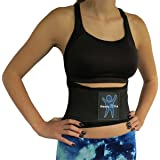 ComfyMed Breathable Mesh Back Brace CM-SB01 Lower Back Pain Relief Lumbar Support Belt for Treatment of Sciatica, Scoliosis, Herniated Disc or Degenerative Disc Disease