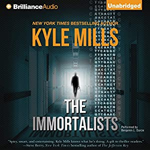 The Immortalists Audiobook