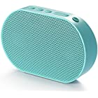 GGMM E2 Portable WiFi Bluetooth Speaker with Amazon Alexa Voice Control, Multi-Room Play, Online Streaming Music, Smart Stereo Speaker, Wireless Airplay Speaker with 10W Powerful Stereo Sound (Blue)