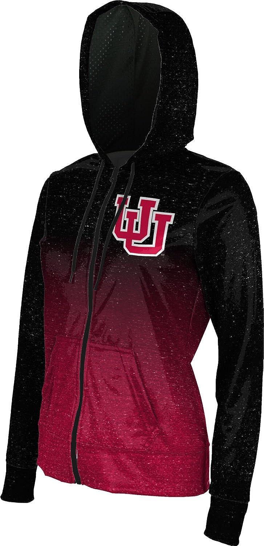 ProSphere University of Utah Girls Zipper Hoodie Gradient School Spirit Sweatshirt