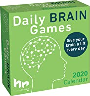 Daily Brain Games 2020 Day-to-Day Calendar